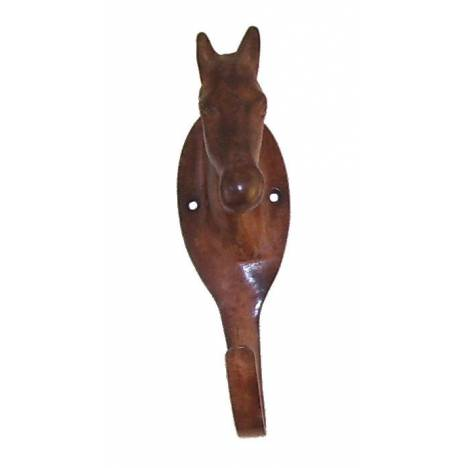 Horse Fare Large Horsehead Hook
