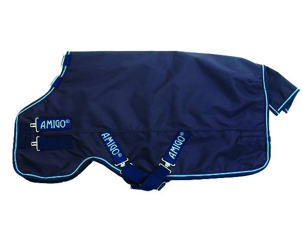 Amigo Bravo 12 Light/Medium Turnout Blanket