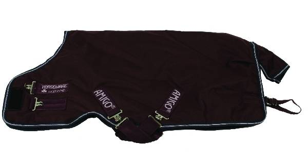 Amigo Hero 6 Turnout Blanket - Medium Weight, Fig
