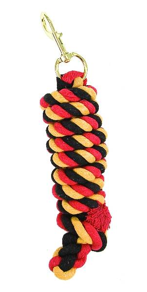 Rambo by Horseware Newmarket Cotton Lead Rope