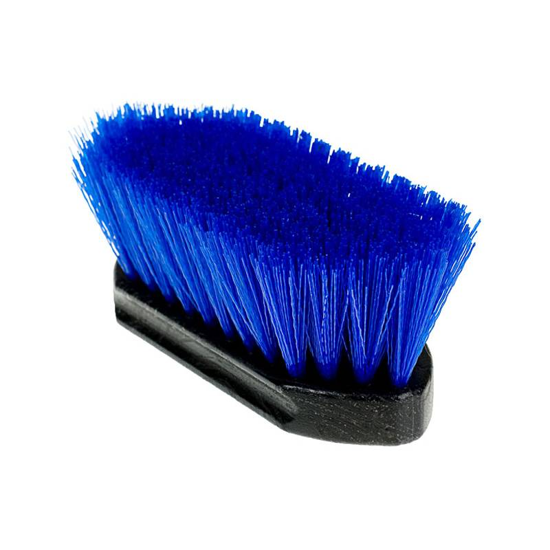 Hore Stiff Dandy Brush with Plastic Back