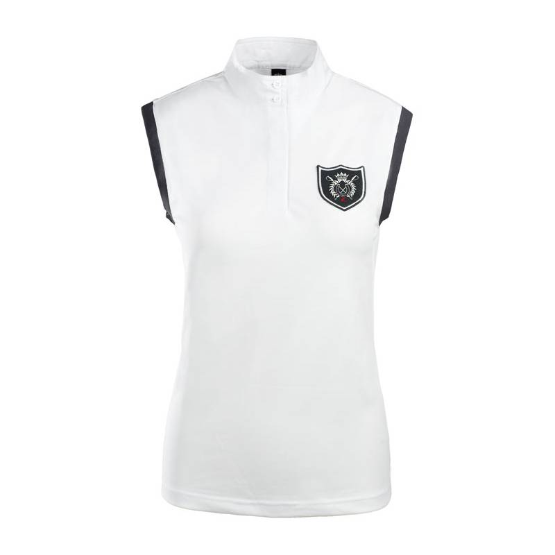 Horze Ladies Cool Competition Sleevelss Shirt
