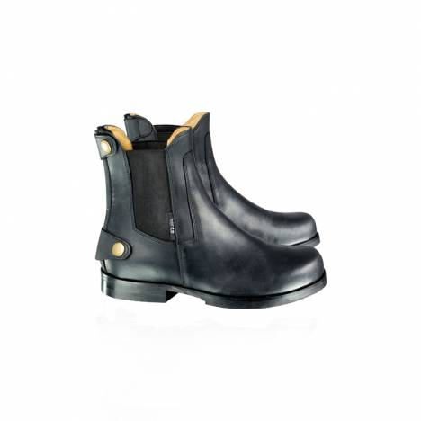 HZ Adt Jodphur Boot with Back Zipper