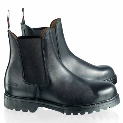 Horze Adult Jodhpur Boots with Steel Toe