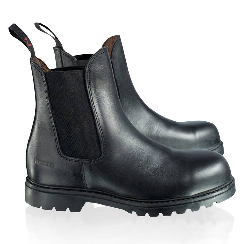 Horze Kids Jod Boots with Steel Toe