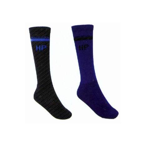 Horseware Platinum Socks- Mens, 2 Pack