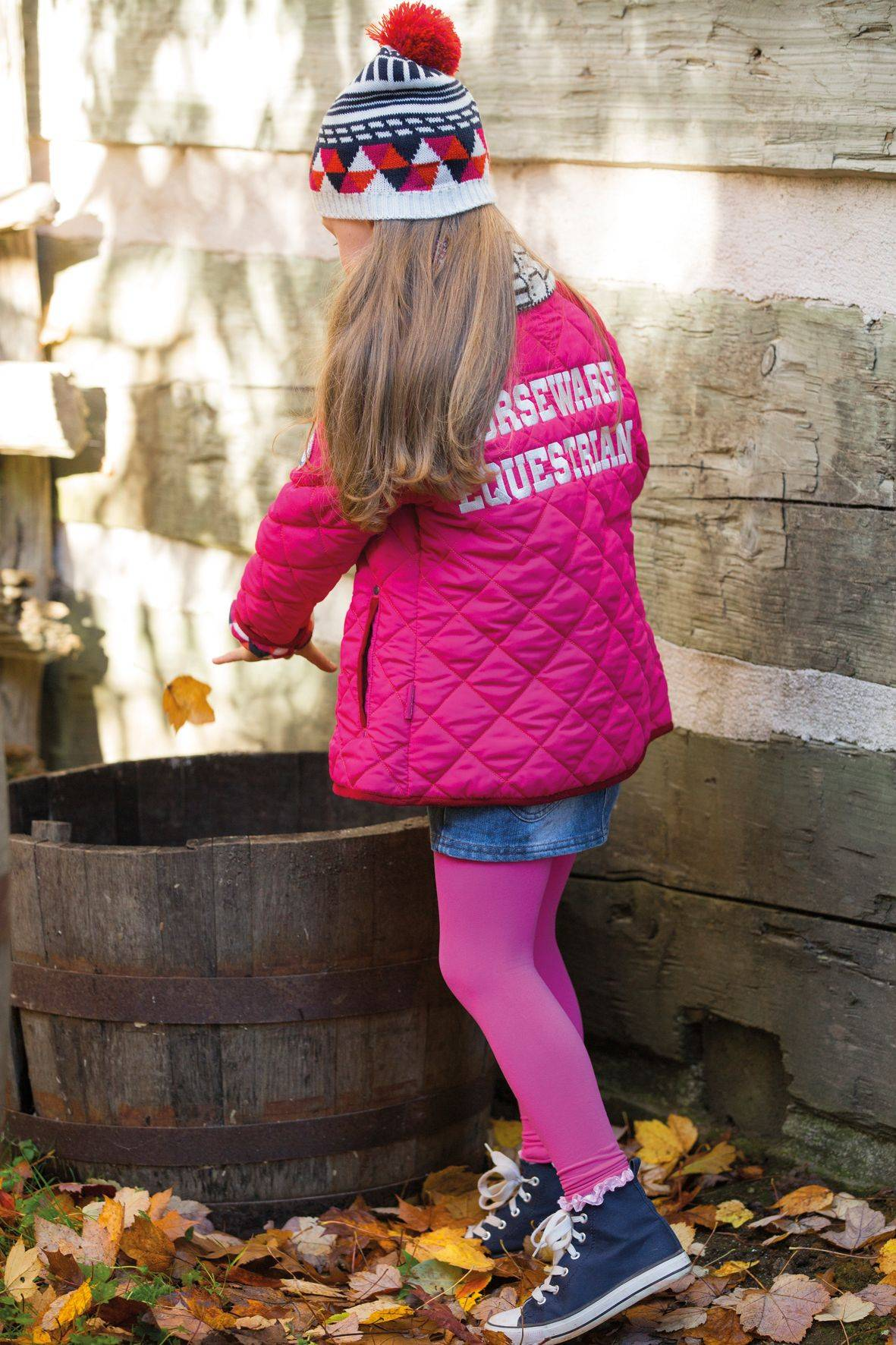Horseware Quilted Winter Jacket - Kids