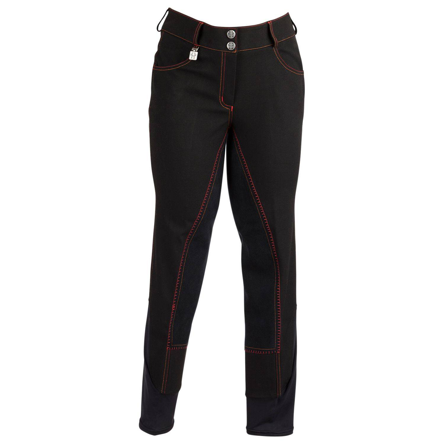 Huntley Riding Pant with Sequined Pockets - Ladies, Full Seat