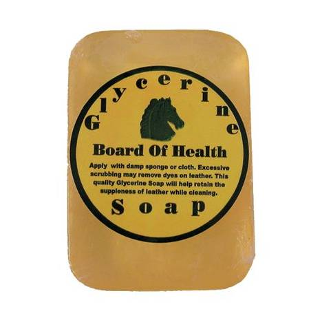 Board of Health Replacement Saddle Soap