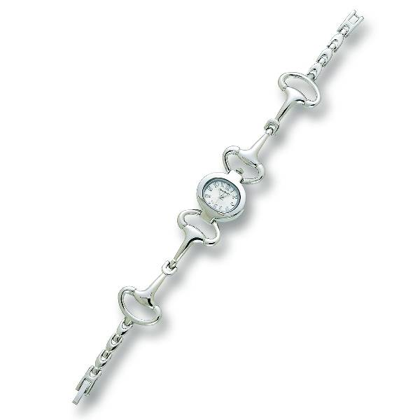 Kelley Petite Snaffle Bit Watch