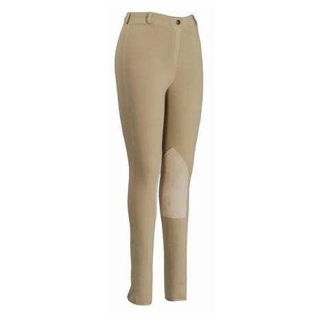TuffRider Ladies Cotton Pull On Riding Breeches