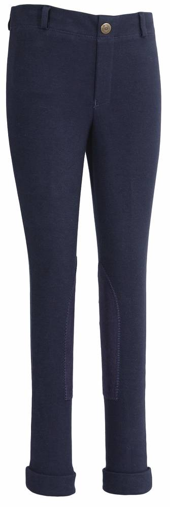 TuffRider Childs Embroidered Pull On Jodhpurs