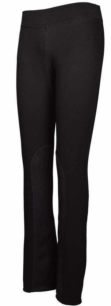 Tuffrider Ribbed Boot Cut Riding Tights - Ladies