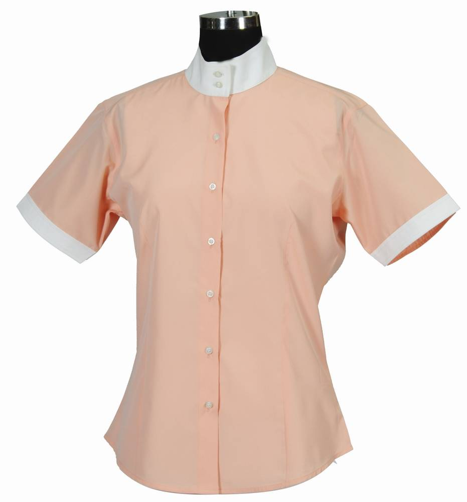 Tuffrider Bonnie Climax Dressage Show Shirt - Ladies