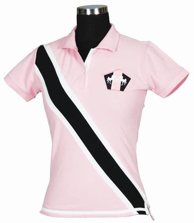 Equine Couture Ladies Bermuda Polo Shirt