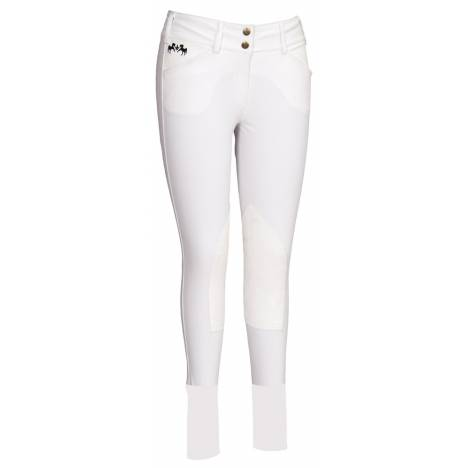 Equine Couture Ladies Regatta Knee Patch Riding Breeches