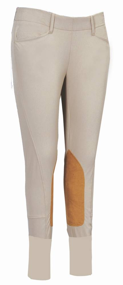 Equine Couture Champion Side Zip Riding Breeches - Ladies