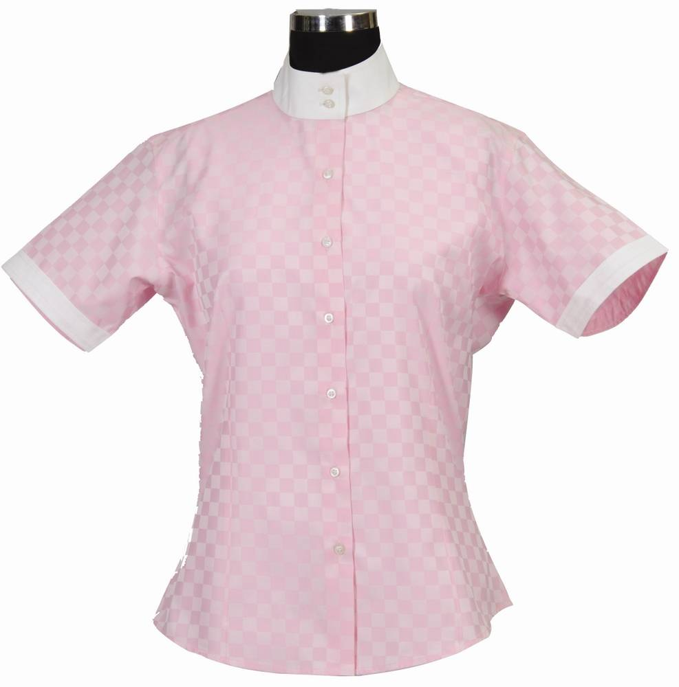 Equine Couture Ladies Lyn Dressage Show Shirt