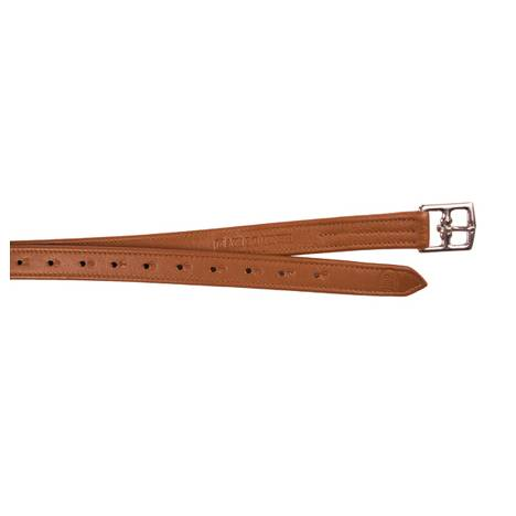 Henri de Rivel HDR Triple Covered Stirrup Leathers