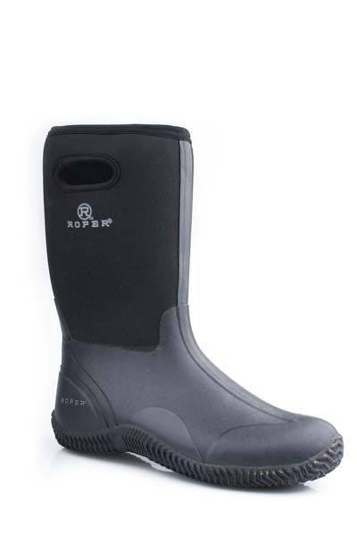 Roper Neoprene Barn Boot - Mens