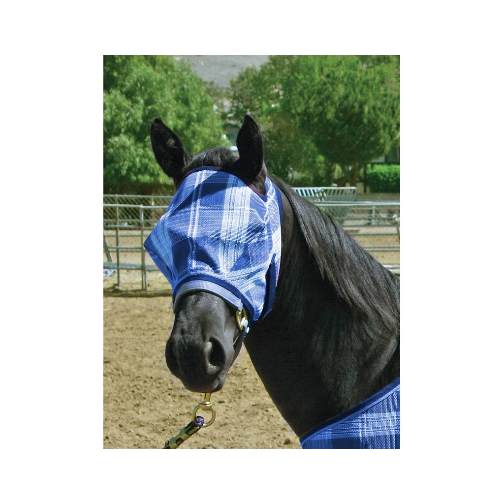 Kensington Pony Protective Fly Mask With Web Trim