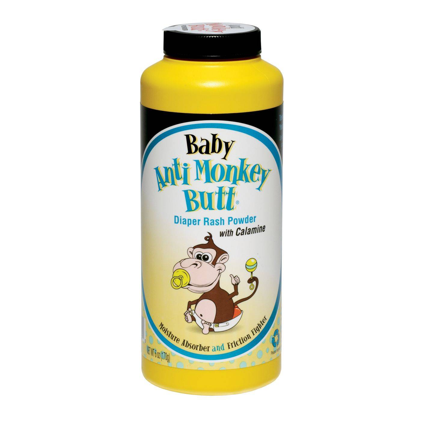 Kelley Baby Anti-Monkey Butt Powder