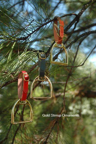 LILO Stirrup Tree Ornament