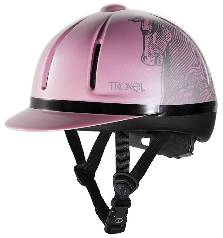 Troxel Legacy Antiquus Riding Helmet