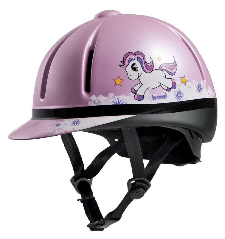 Troxel Legacy Unicorn Child Fit Helmet with GPS II