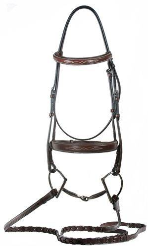 Nunn Finer Catarina Hunter Bridle