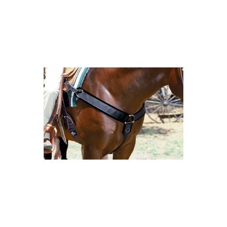 Professionals Choice Neoprene Breast Collar