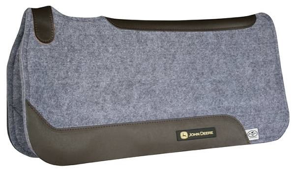 Professionals Choice John Deere Grey Felt Pad