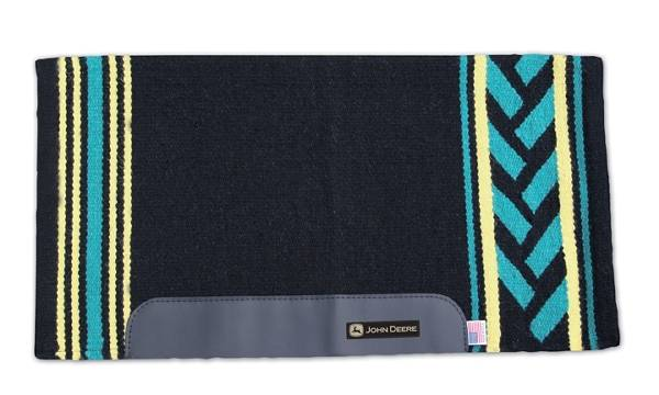 Professionals Choice John Deere Navajo Saddle Blanket Top