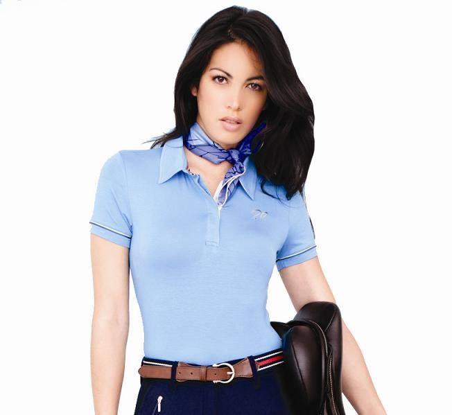 Pessoa Ive Polo Shirt - Ladies, Short Sleeve