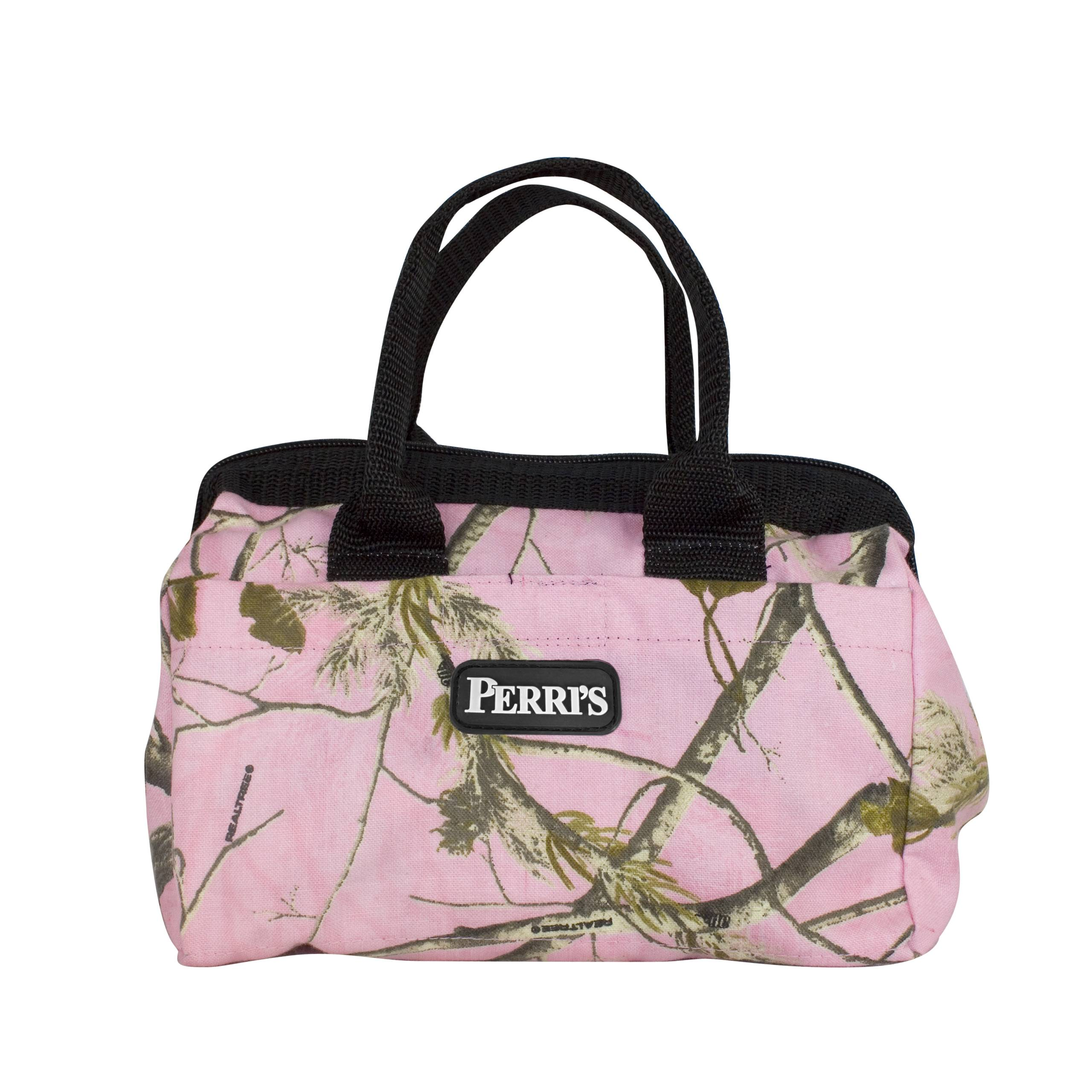 Perris Real Tree Mini Zip Tote