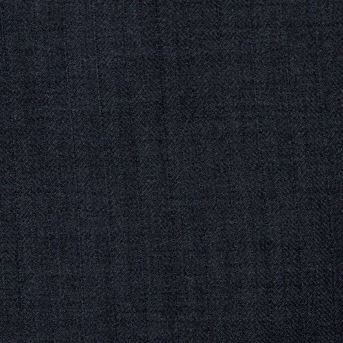 RJ Classics Essential Washable Show Coat - Mens, Navy Herringbone
