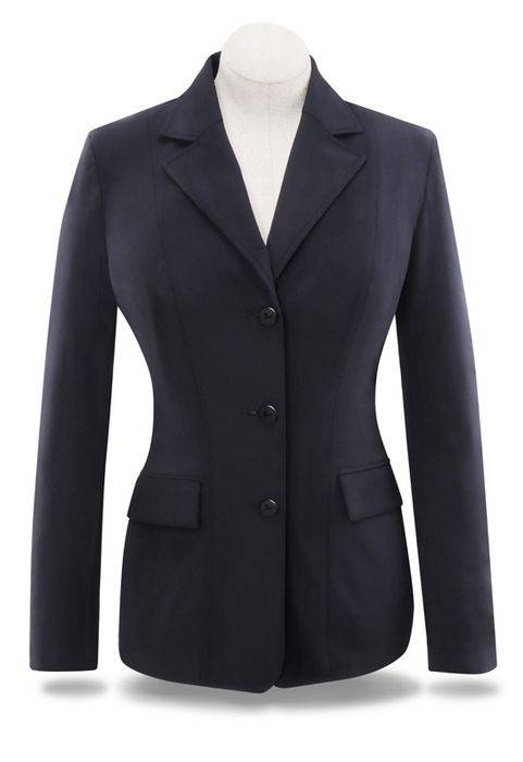 RJ Classics Xtreme Softshell Show Coat - Ladies, Black
