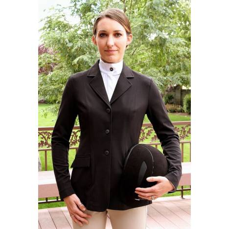 RJ Classics Xtreme Softshell Show Coat - Ladies, Brown