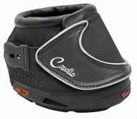 Outlet - Cavallo Sport Hoof Boot, Size 6, Slim Sole, Black