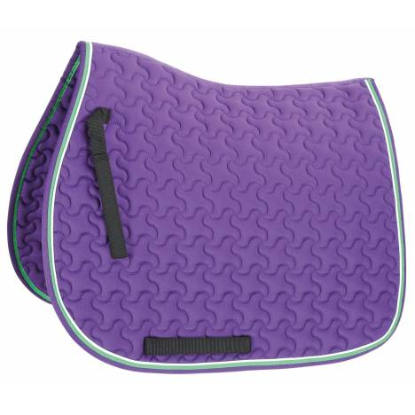 Shires Deluxe Saddle Pad - All Purpose