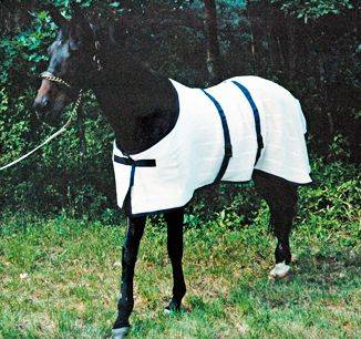 Saratoga Horseworks Irish Knit Sheet