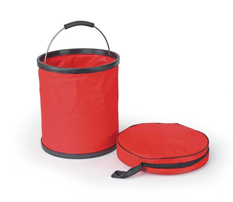 Shires Collapsible Feed and Water Bucket