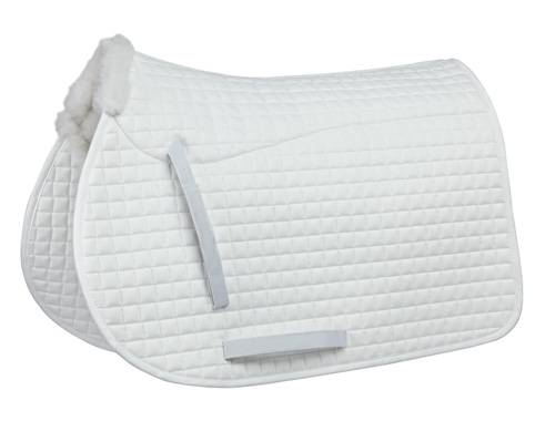 Shires Half Lined Square A/P Pad
