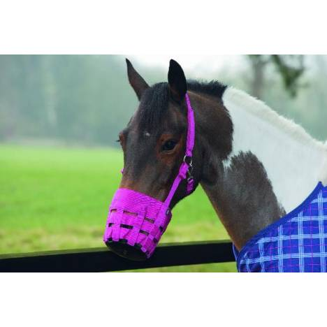 Shires Nylon Grazing Muzzle