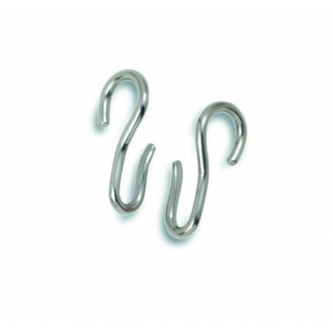 Shires Curb Chain Hooks