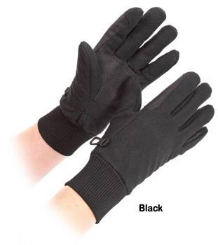 Shires Equestrian Adult Winter Fleece Gloves