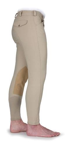 Shires Mens Knee Patch Breeches