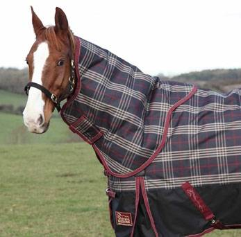 Shires Stormbreaker 1200D Neck Rug - Medium Weight