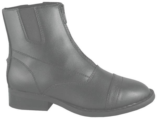 Smoky Mountain Youth Zipper Riding Boots