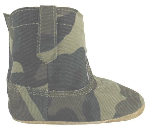 Smoky Mountain Infant Baby Doe Camo Boots